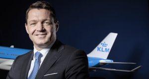 Pieter Elbers van KLM