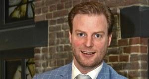 Hubert-Jan van Catz is per direct aangesteld als General Manager van het hotel