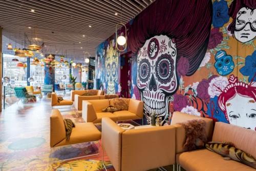nhow Amsterdam RAI meest Instagram-waardige hotel van Europa