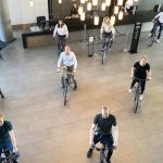 DoubleTree by Hilton Amsterdam Centraal Station opent fietspad dwars door hotel