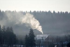 define of air pollution