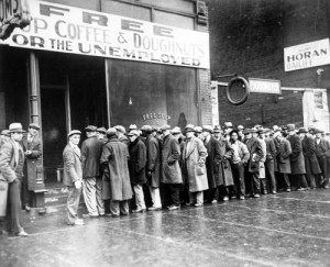 summary of the great depression