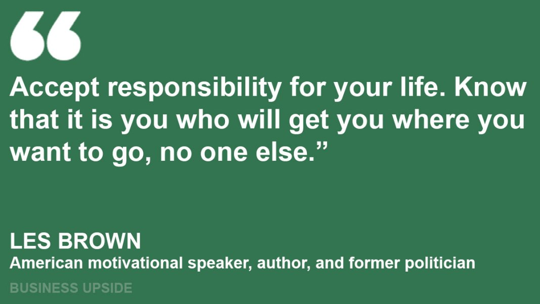 les brown inspirational quotes