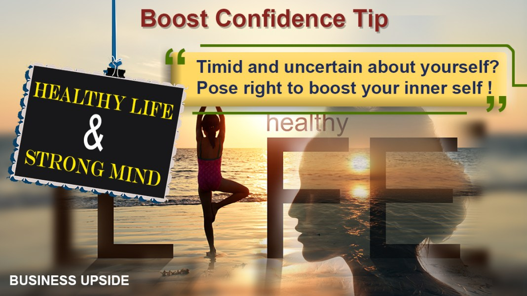 Boost Confidence Tips