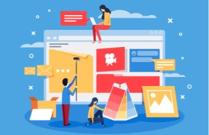 how create website for free