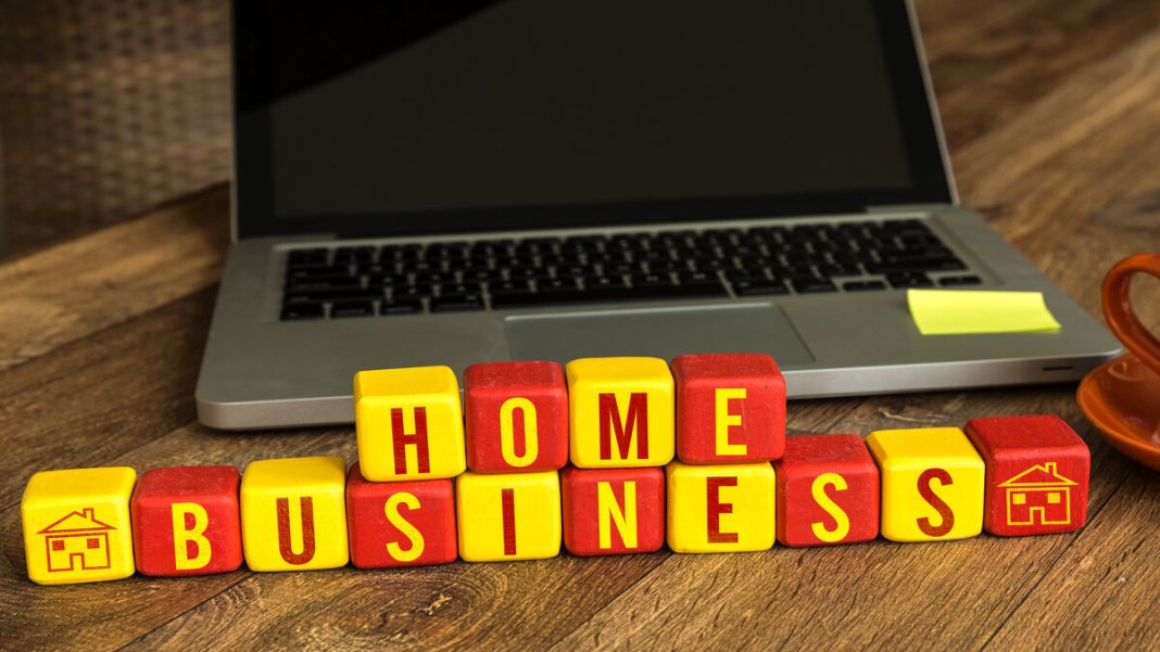 own home business