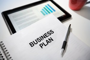 how to write a business plan template