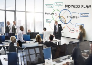 start-up business plan template