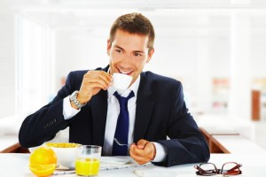 what successful people do in the morning