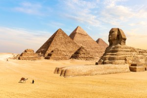 mysteries of the pyramid
