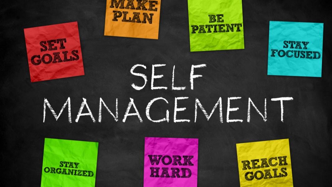 Self Management Skills