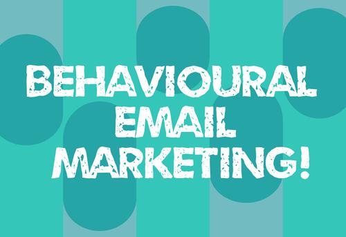 Behavioral Mail Marketing