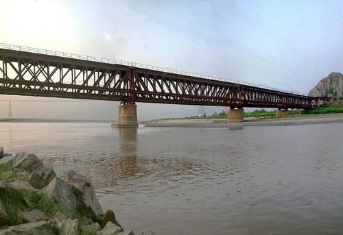 chenab railway bridge