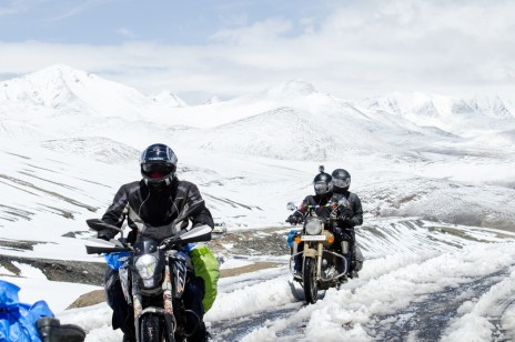 highest motorable road in the world