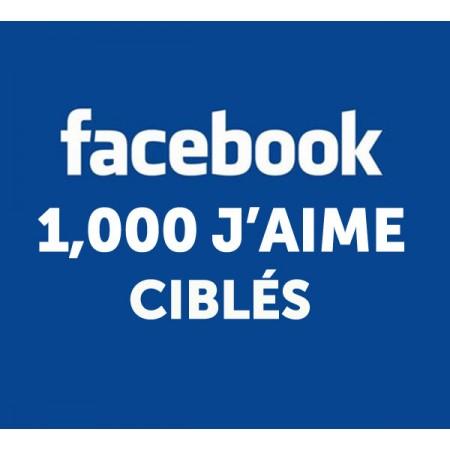 facebook 1000 fan