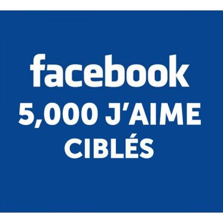 facebook 5000 fan