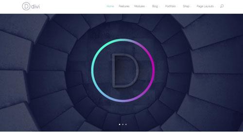 Divi – Elegantthemes WordPress Theme