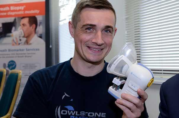 Billy Boyle Owlstone Medical