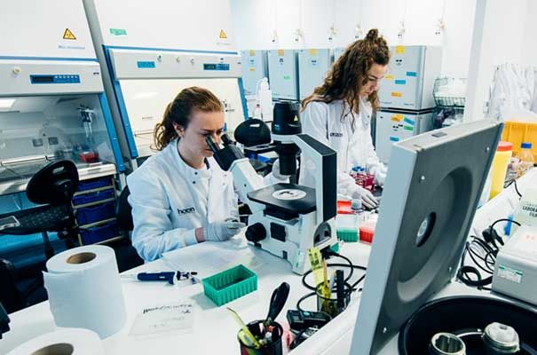 Horizon Discovery lab
