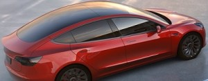 Tesla founder and chief executive Elon Musk says preorders of the firm's much anticipated Model 3 electric car currently total 276,000.