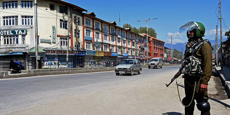 Government Takes this big decision on Kashmir 35-A Removed