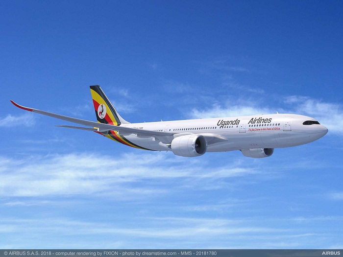 Uganda Airlines orders two A330neo