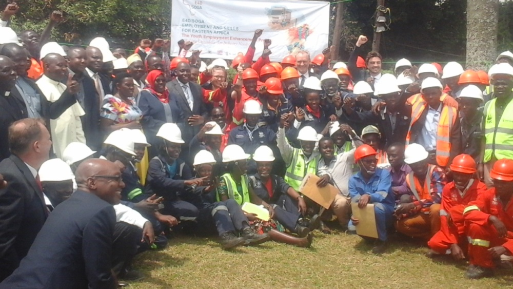 Uganda continues to ready more welders for oil sector-220 outed