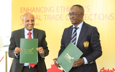 DHL-Ethiopian Airlines agree to build leading cargo logistics provider in Africa