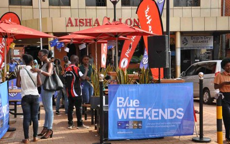 Stanbic Blue Weekends