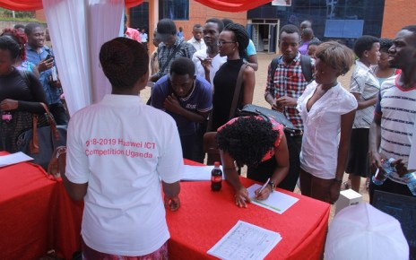 Huawei Introduces the Global ICT Skills Competition to Uganda