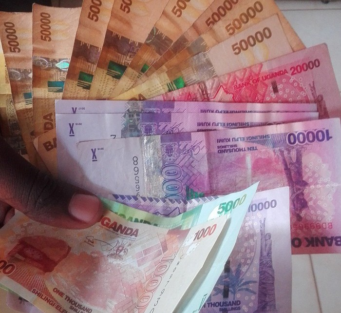 The Uganda shilling closed lower against the U.S. dollar on Tuesday, quoted within the 3810/3830 levels weaker than the previous close.
