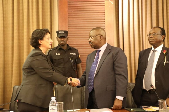 World Intellectual Property Organisation asks Uganda to ratify Copyright Treaties