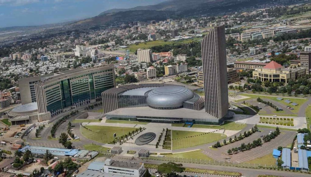 Ethiopian Capital Addis ababa is the centre of business activity