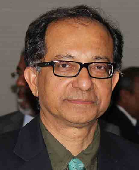 Kaushik Basu, former Chief Economist of the World Bank