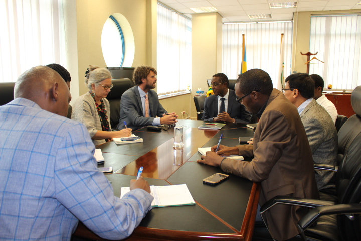 Rwanda Signs Agreement to Launch Partnership for Carbon Accounting