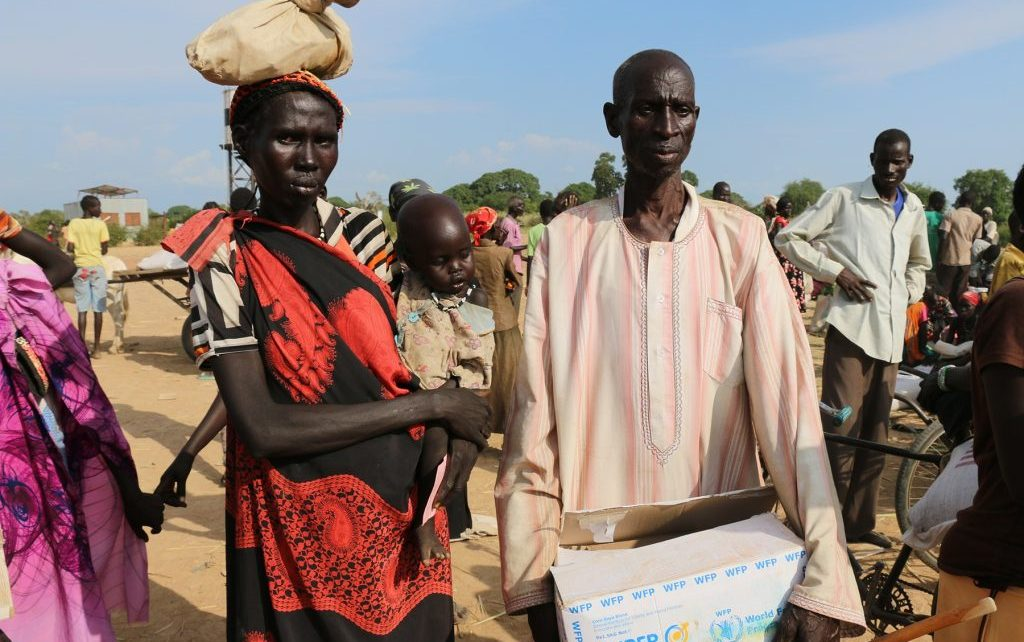 WFP activities are designed both to address immediate food needs