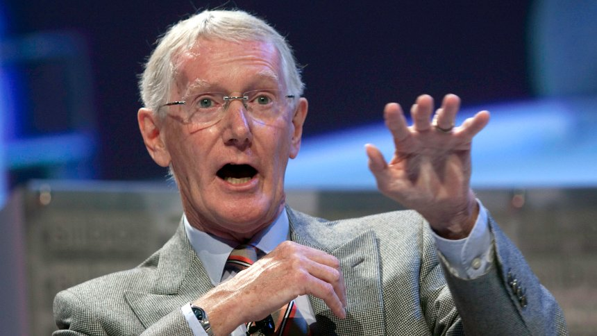 William White believes there is a looming financial crisis