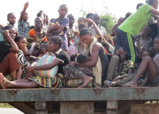 Congolese refugees flee violent attacks