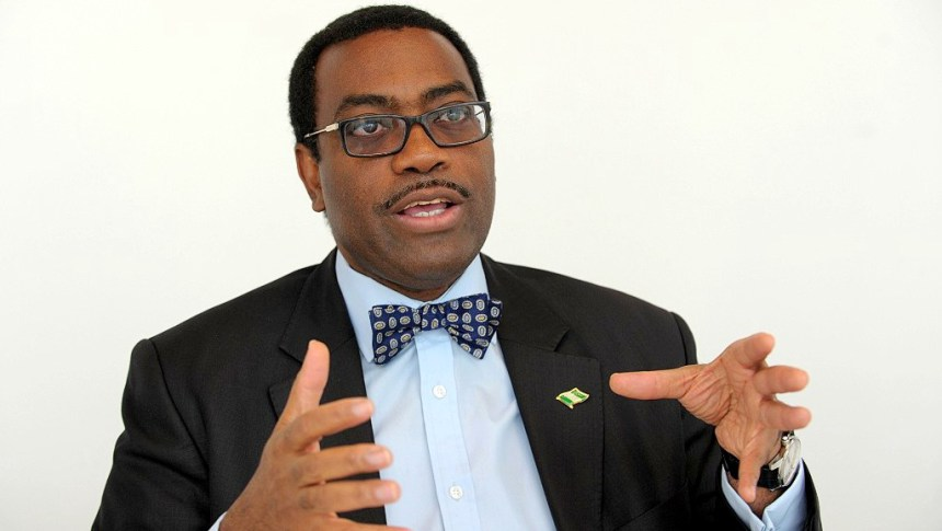 Akinwumi A. Adesina is President of the African Development Bank