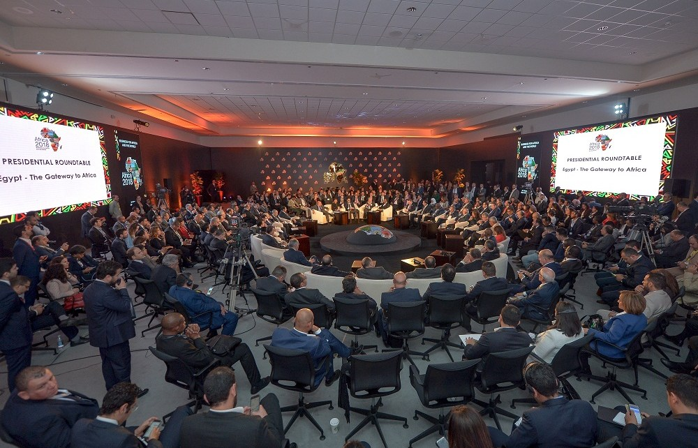 The Forum was attended by 5 heads of state, the Presidents of a number of Development Finance Institutions as well as numerous dignitaries and CEOs.