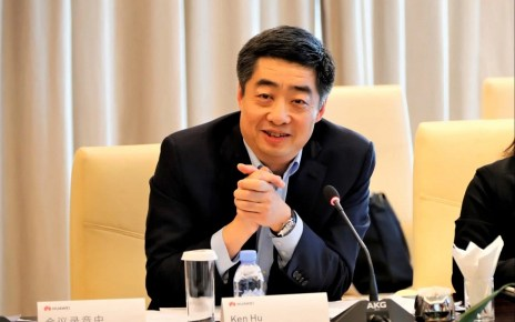 Huawei Global Rotating Chairman Ken Hu has said that they have secured 25 5G commercial contracts, ranking them number one in the world and have shipped more than 10,000 base stations already.