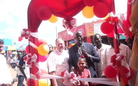 Sadolin has opened its latest colour centre along Main Street, Gulu Municipality in a bid to expand market reach and consolidate its position in the Ugandan market.