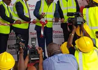 The plant was officially inaugurated on February 8 by Minister of Trade George Joseph Kakunda and the director of investments.