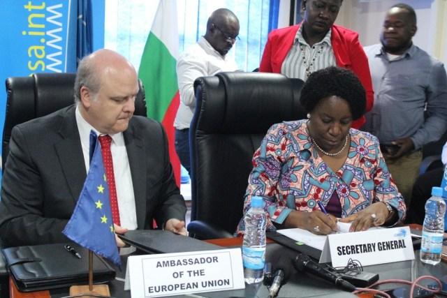 The RECAMP programme will run for five years focusing on three priority value chains, namely; agro-processing, horticulture and leather and leather products.