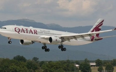Qatar Airways flight #968 from Doha International Airport, Qatar, to Hanoi, Vietnam, declared an emergency when approaching Hanoi on a scheduled flight.