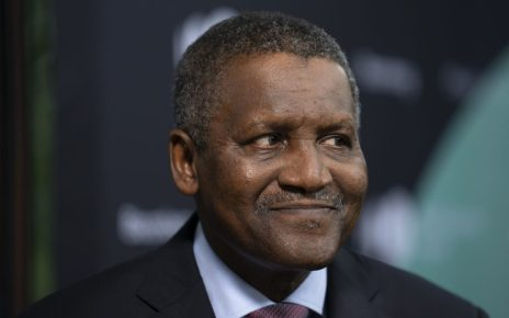 Dangote, 61, is among just a few Nigerian billionaires, most of whom accrued their wealth by coming into possession of lucrative oil blocks or, in the case of telecom magnate Mike Adenuga providing services to a fast-growing population.