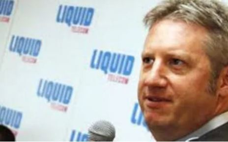 Ben Roberts, the Chief Executive officer at Liquid Telecom