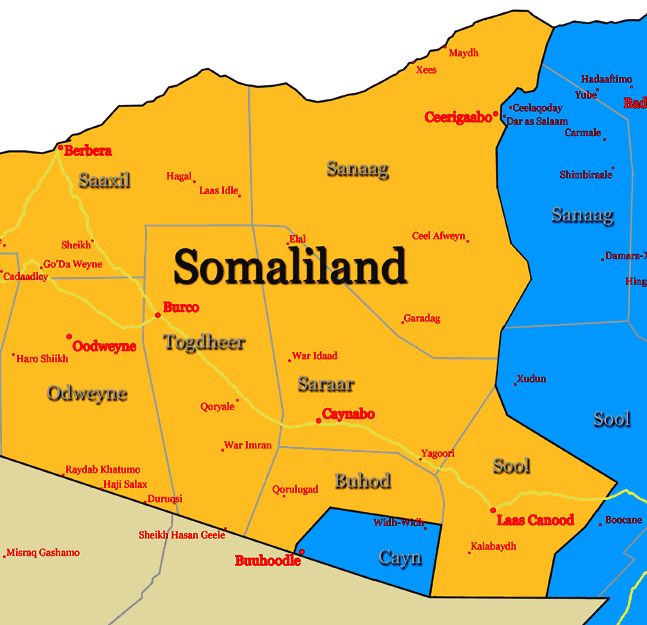 Somaliland and The Republic of Ireland are looking at ways of deepening their trade linkages between the two nations.