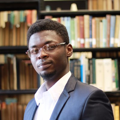 Stephen Nwaloziri, founder of The Greenie Project, is a program associate at the Berea College Forestry Outreach Center.