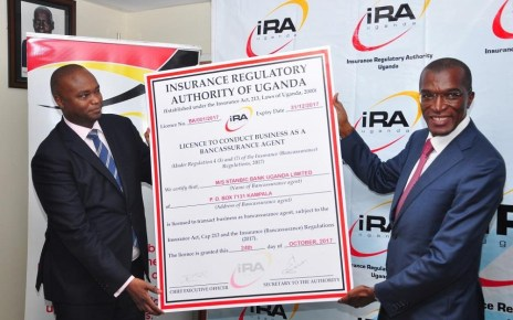 Before the introduction of Bancassurance, Uganda's insurance sector was growing at barely less than 5%.